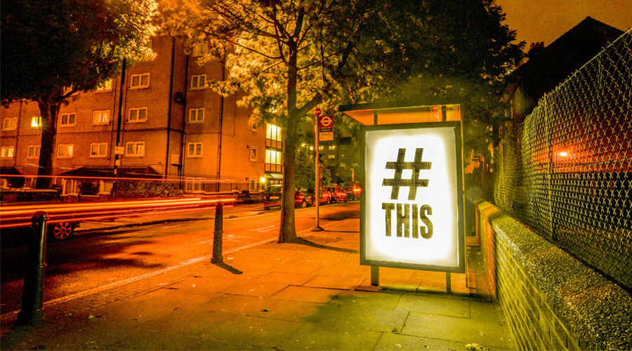 espacio publicitario urbano