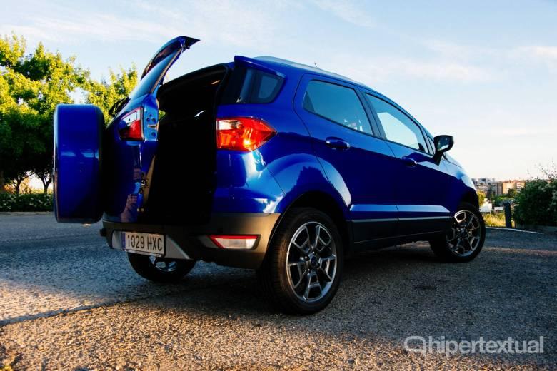 Ford Ecosport 2014-16