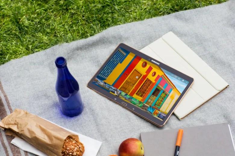 Samsung Galaxy Tab S - Samsung Galaxy Tab S