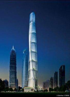 ShanghaiTower_Ext-LujiazuiSkyline2_(c)Gensler