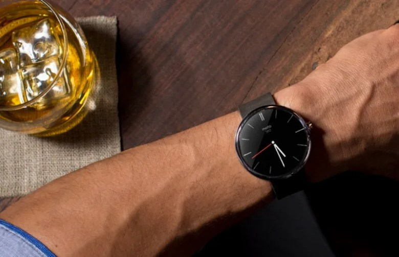 moto 360 android
