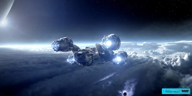 Prometheus-Ship