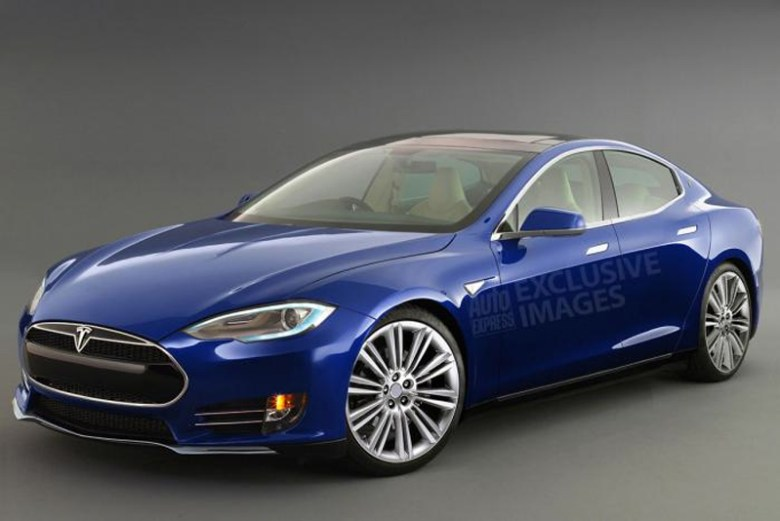 Tesla Model III A