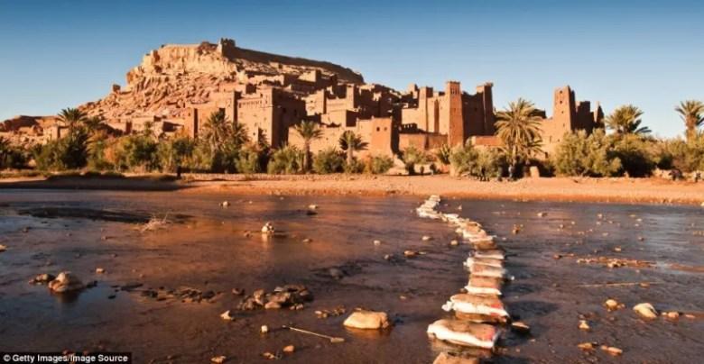 Foto: Getty // Marruecos, ciudad de Yuntai en la tercera temporada