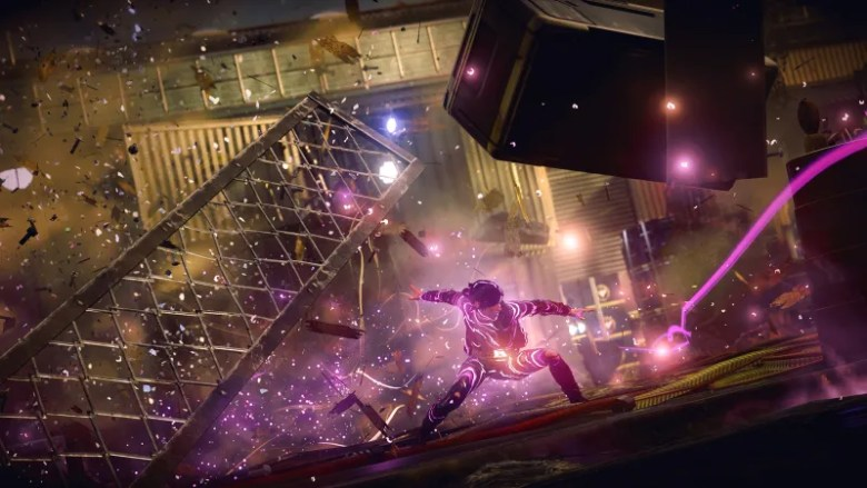 Analisis inFAMOUS First Light 13