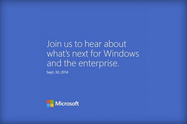 windows 9 presentacion