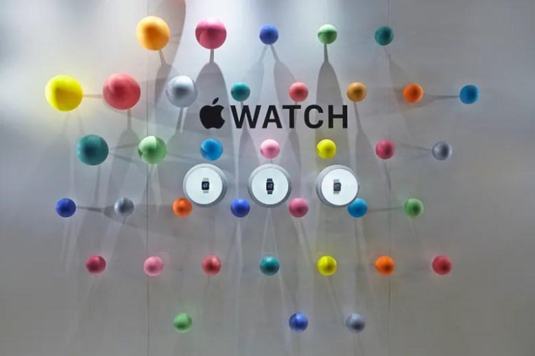 Apple Watch vitrina