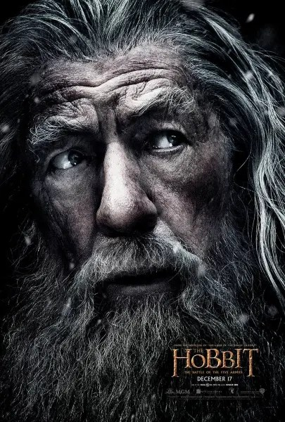 Hobbit-3-Gandalf-poster