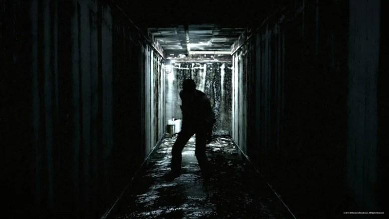 The evil within pasillo