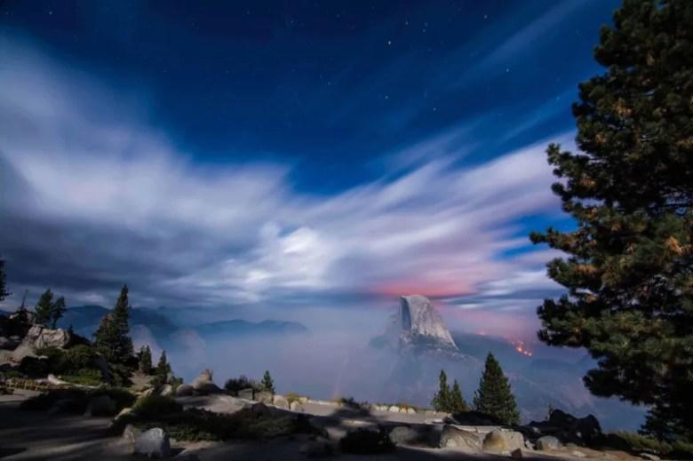 Parque Nacional Yosemite. Foto de Judge Helbig. National Geographic Photo Contest