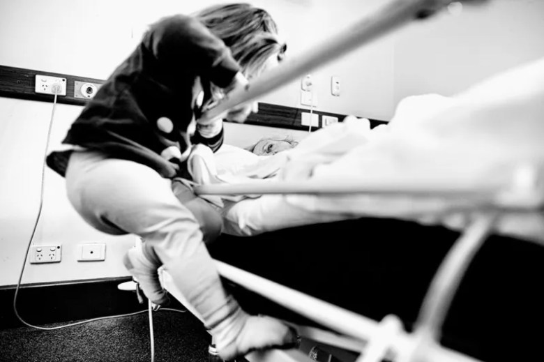 Pérdida de una madre. Foto de Sanja Burns. National Geographic Photo Contest