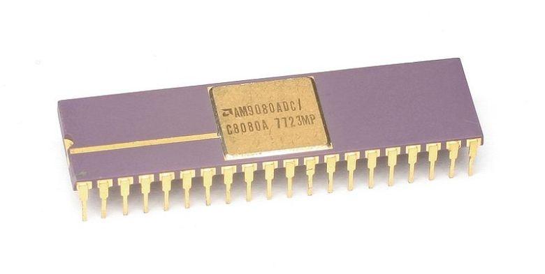 AMD Am9080. <a href=