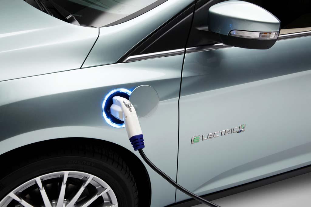 recarga para coches eléctricos