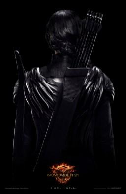 Katniss - Rebel Warrior Poster_mini