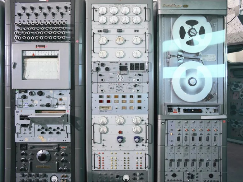 Telemetry Receivers, Strip Chart Recorders, and Tape Recorders,