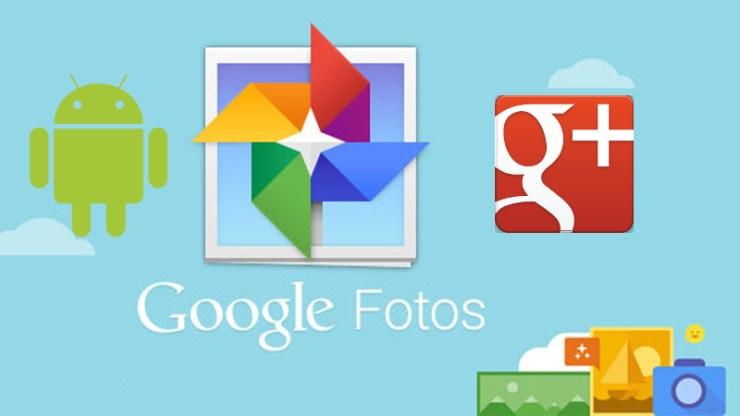 Fotos Google plus