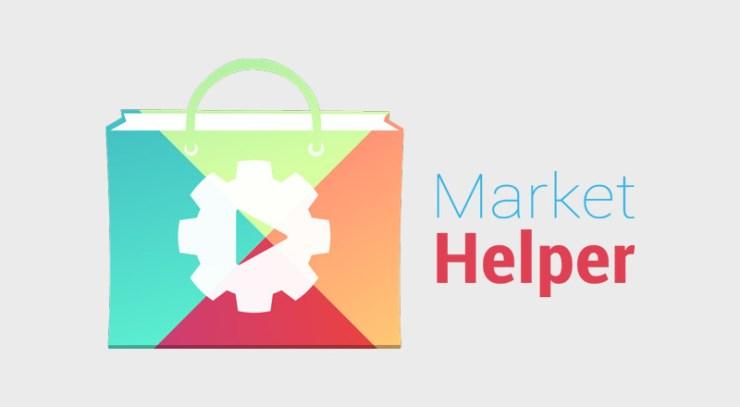 market helper mejores aplicaciones para android