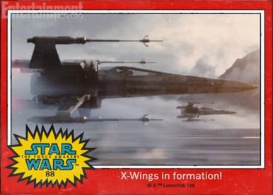 star wars X-Wings