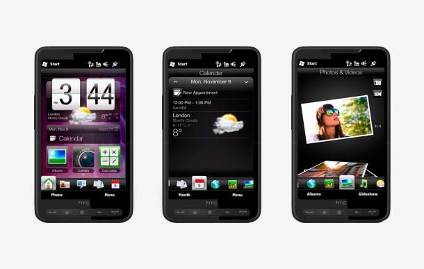 La HTC HD2, un smartphone mítico para todos, menos para Microsoft.