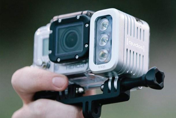 Iluminación GoPro
