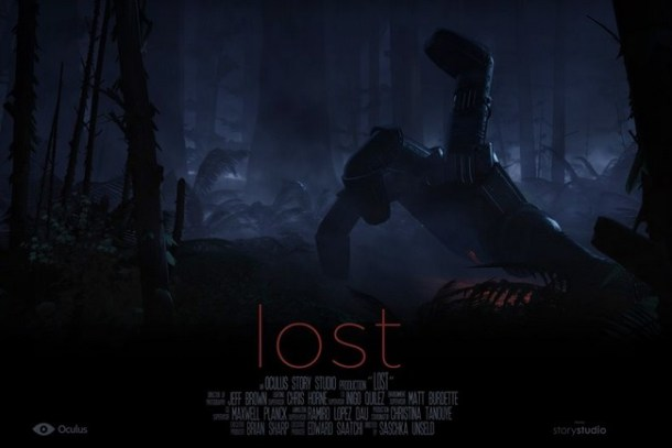 oculus vr lost movie
