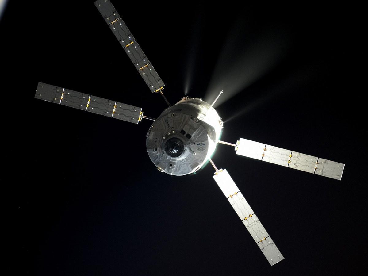ATV de la ESA