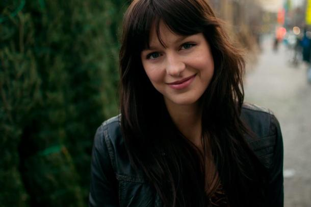 Melissa Benoist será Supergirl. Foto: Nerdcoremovement.