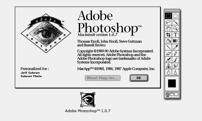 aniversario de Adobe Photoshop