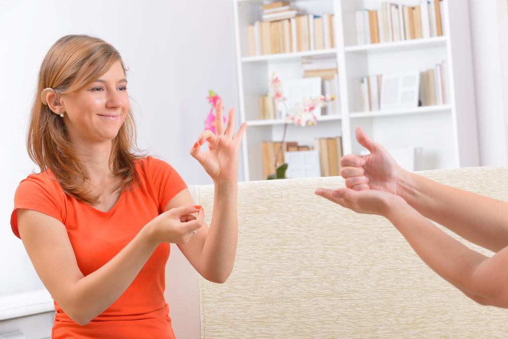 aprender lenguaje de señas