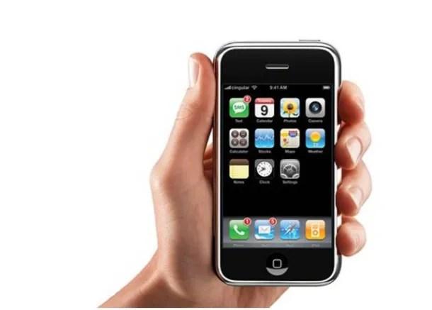 iPhone original.