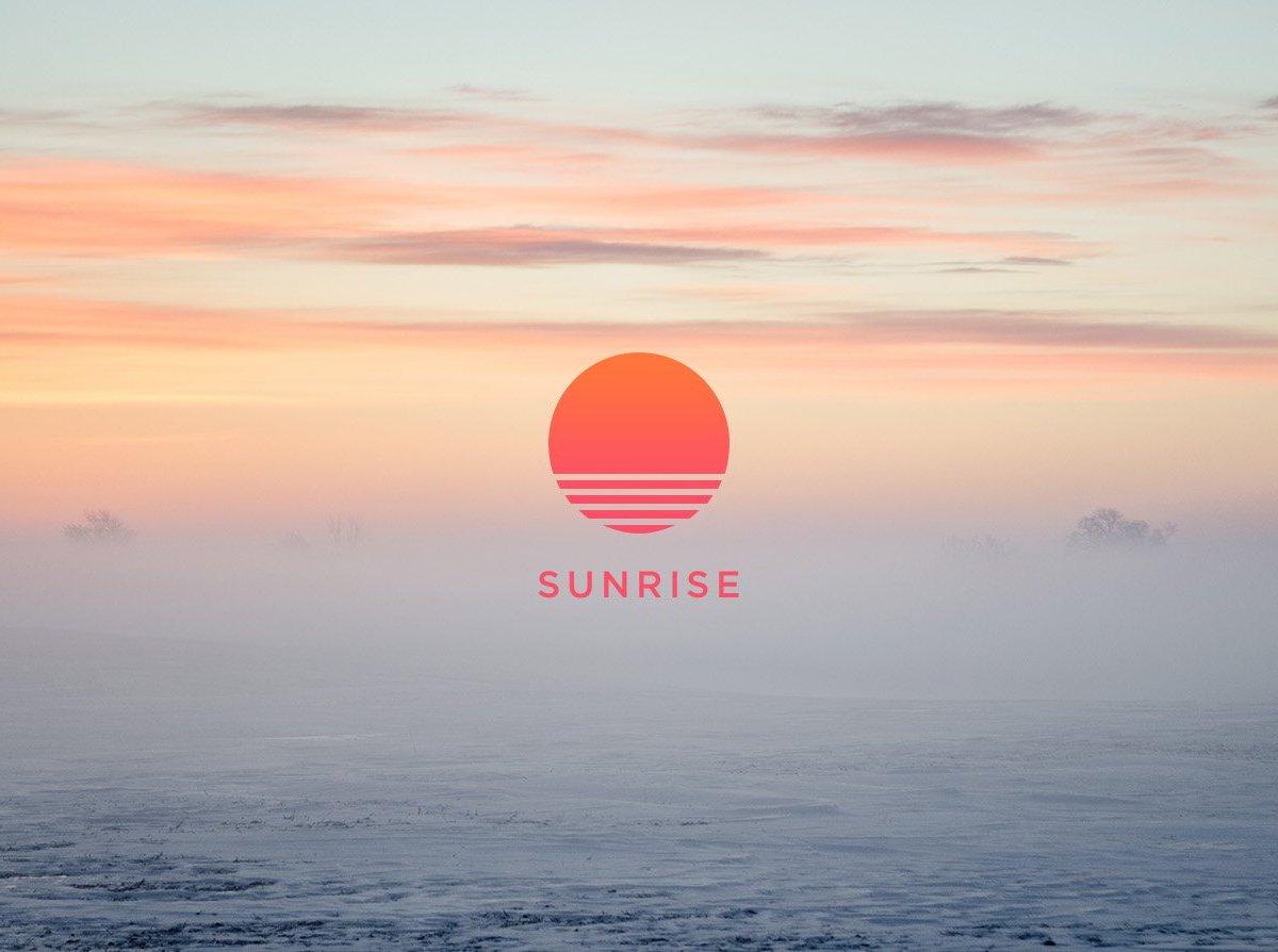 sunrise con outlook