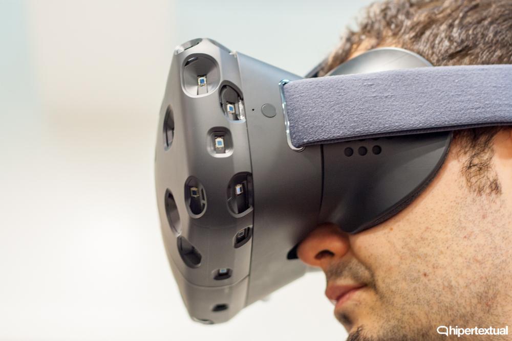 PC es compatible con VR