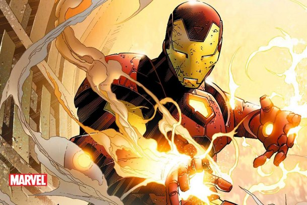 Iron Man All-New All-Different Avengers