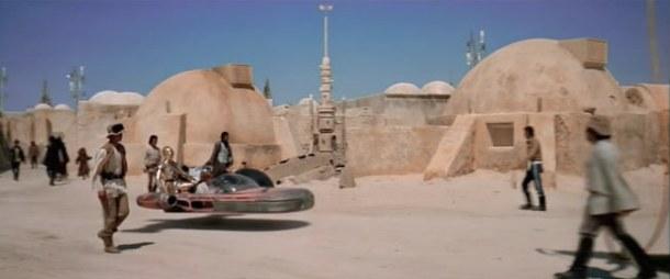 Tatooine. Fuente: Rebelscum
