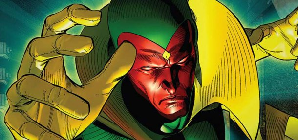 The Vision All-New All-Different Avengers