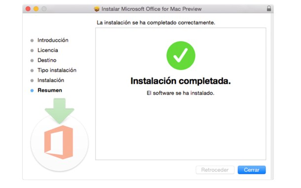 Office para Mac 2016