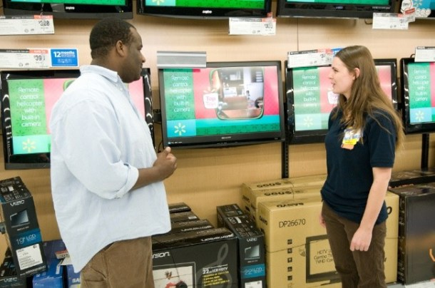 Consejo: cuando compres tu televisor no escuches al señor amable de la tienda. Nunca.