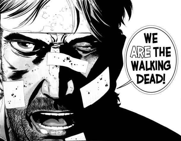 quinta temporada de the walking dead