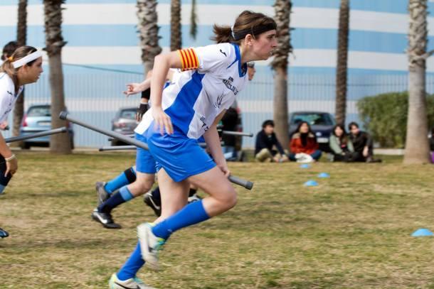 Capitana Barcelona Eagles Quidditch