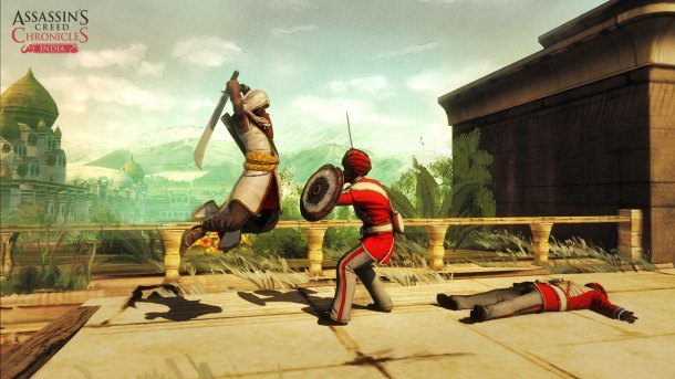 Assassin's Creed Chronicles - 2