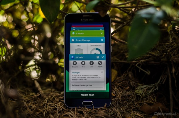 Galaxy S6 multitarea