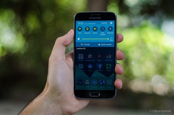 Galaxy S6 software