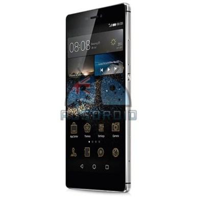 Imagen de prensa filtrada con el Huawei P8.