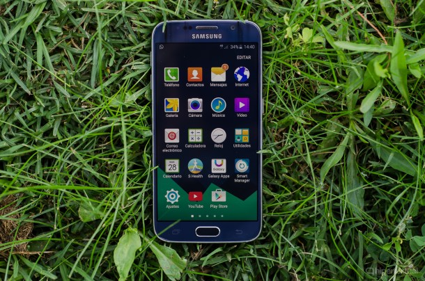 Samsung Galaxy S6 grande
