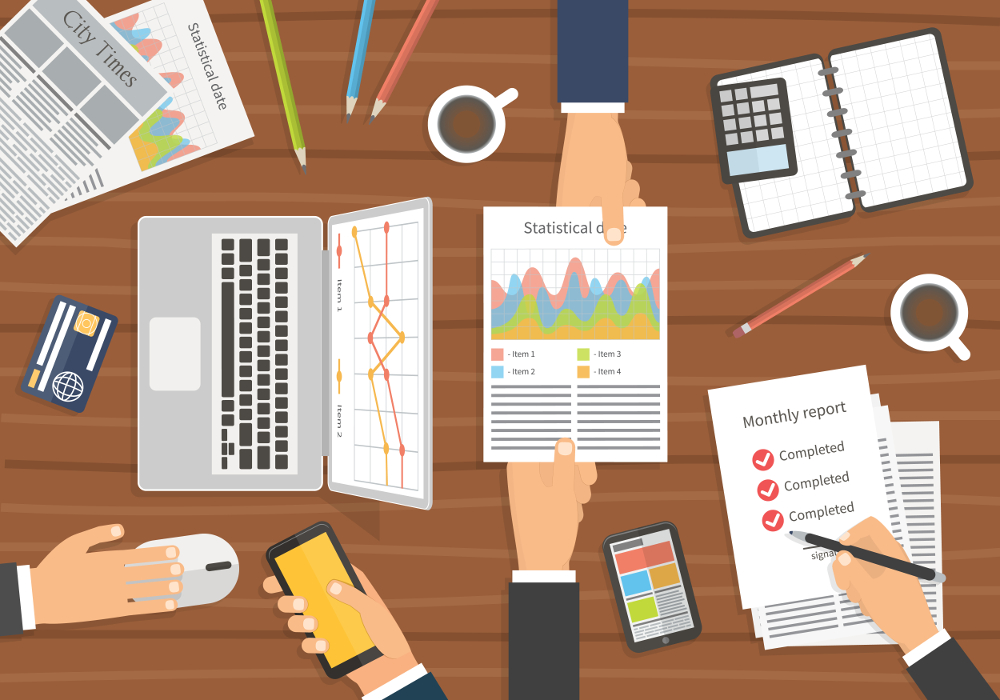 Aplicaciones para gestionar proyectos
