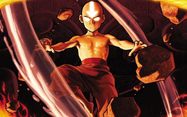 Avatar The Legend of Aang Netflix