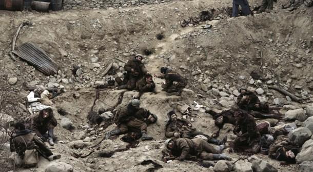 Jeff Wall Dead Troops Talk