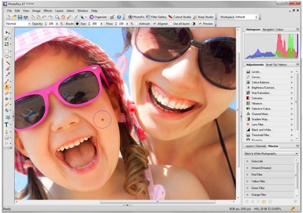 Serif PhotoPlus X7