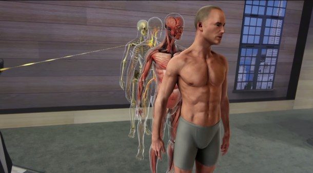 Hololens anatomia