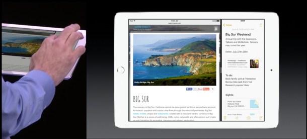 La novedad esperada durante años en los iPad, solo llega a uno de los últimos.